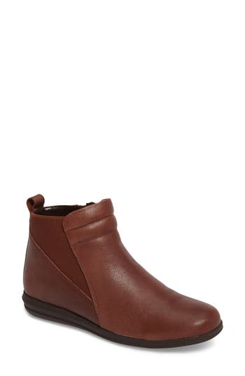David Tate Cactus Bootie, Brown