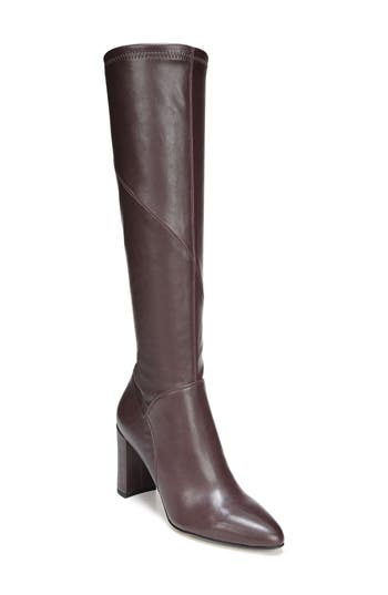 Sarto By Franco Sarto Flavia Knee High Boot, Red