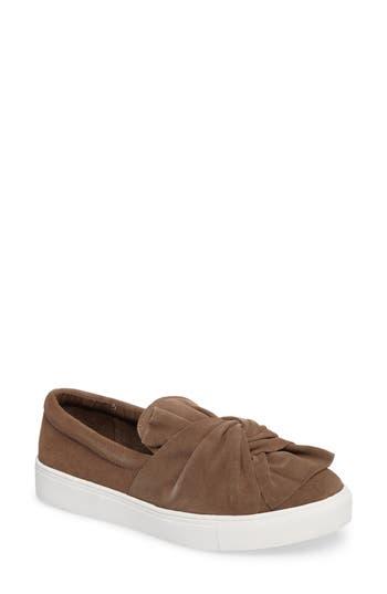 Mia Zahara Slip-On Sneaker, Grey