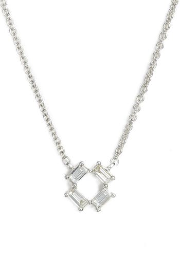 Dana Rebecca Designs Sadie Diamond Pendant Necklace
