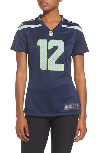 Nike Away Game Fan Jersey, Blue