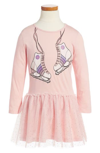 Girls Stella Mccartney Kids Primrose Skates Dress