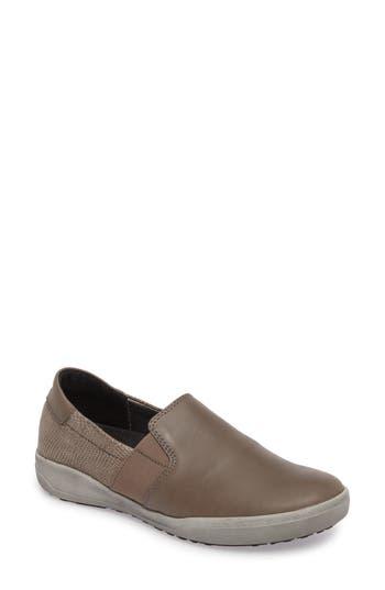 Josef Seibel Sina 19 Slip-On Sneaker, Grey