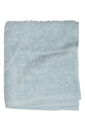 Uchino Zero Twist Hand & Hair Towel, Size One Size - Blue