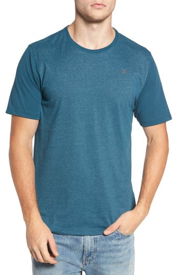 Hurley Lagos Snapper Dri-Fit T-Shirt, Blue