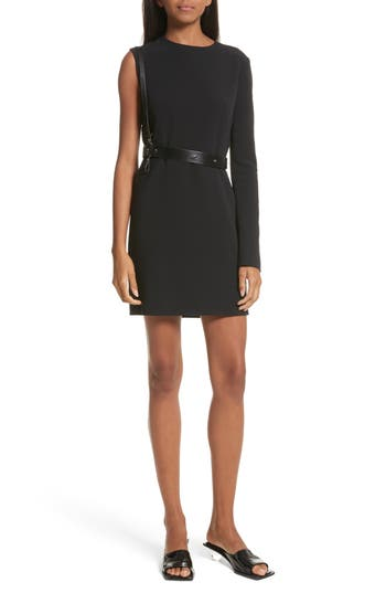 Helmut Lang Harness Dress, Black