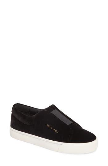 Louise Et Cie Bette Slip-On Sneaker, Black