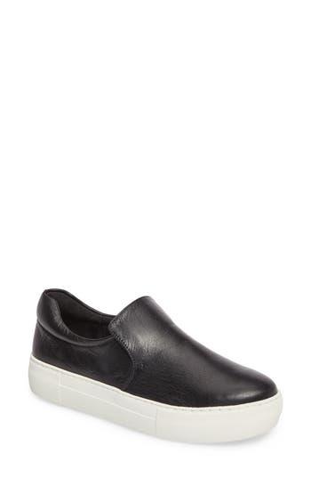Jslides Acer Slip-On Sneaker, Black