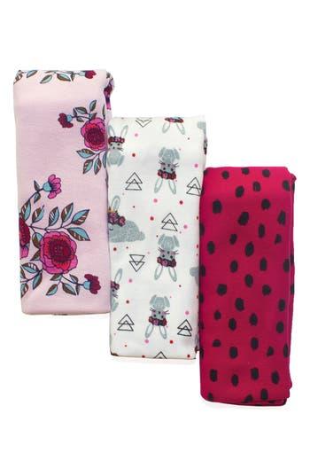 Rosie Pope 3Pack Blankets