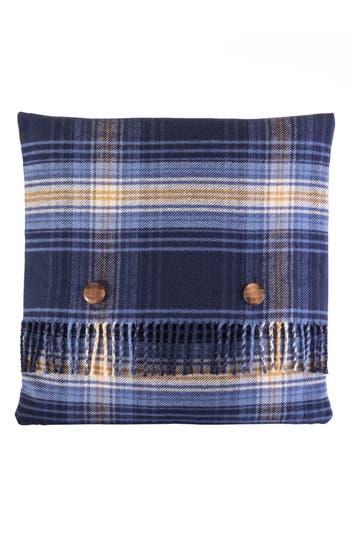 Pendleton Ombre Plaid Pillow, Size One Size - Blue