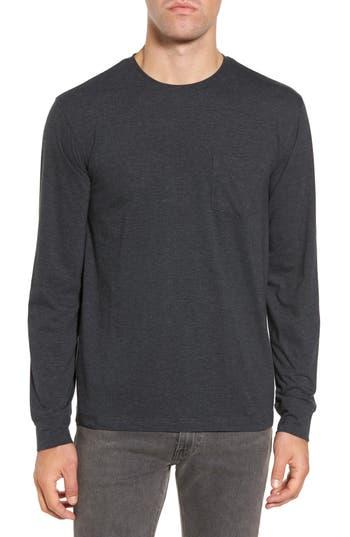 Grayers Drake Pocket T-Shirt, Black
