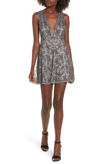 Nbd Irena Minidress, Grey