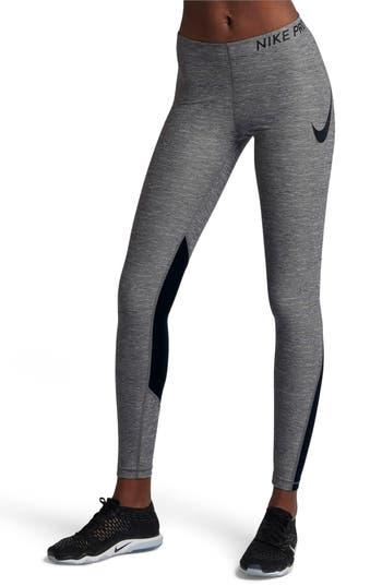 Nike Pro Training Tights, Grey