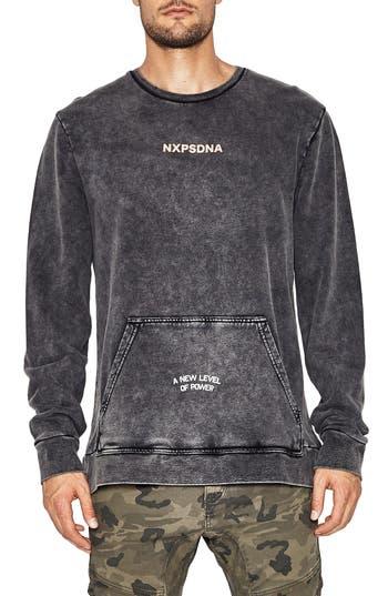 Nxp Goldwing Fleece Sweatshirt, Black