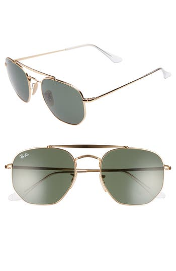 Ray-Ban 5m Gradient Sunglasses - Gold Green