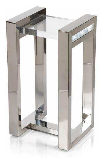 Zodax Monaco Side Table, Size One Size - Metallic