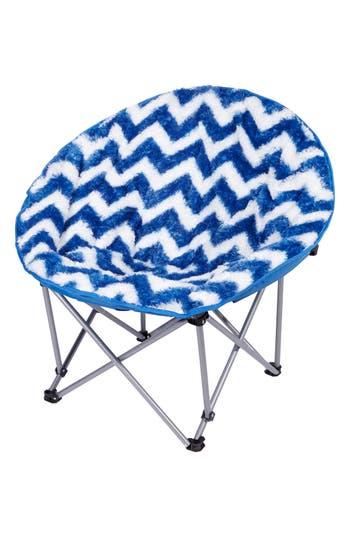 3c4g 3c4g chevron moon chair