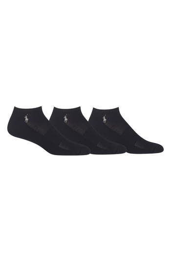 Men's Polo Ralph Lauren 3-Pack Technical Sport Socks