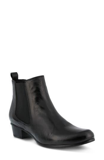 Spring Step Lithium Chelsea Boot - Black