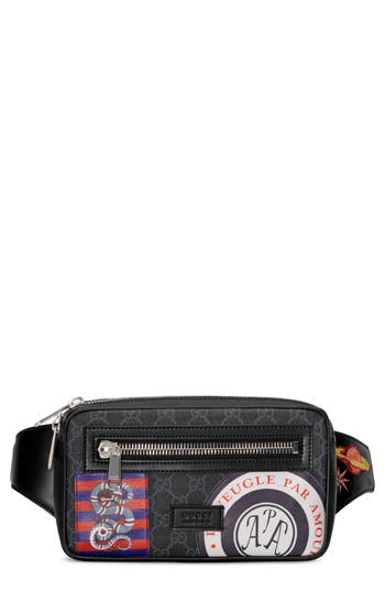 Gucci Patch Hip Pack