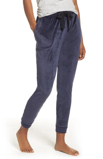 Luxury Plush Lounge Jogger Pants
