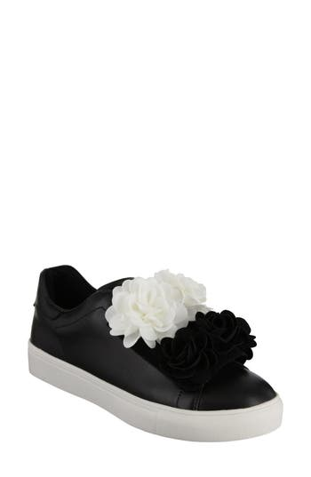 Mia Primrose Sneaker, Black