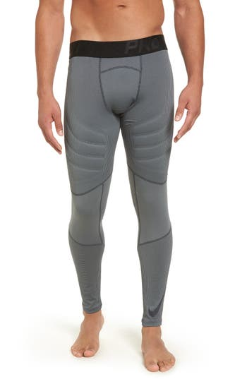 Nike Pro Aeroloft Training Tights, Grey
