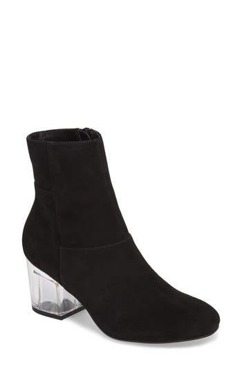 Sole Society Dinah Bootie- Black
