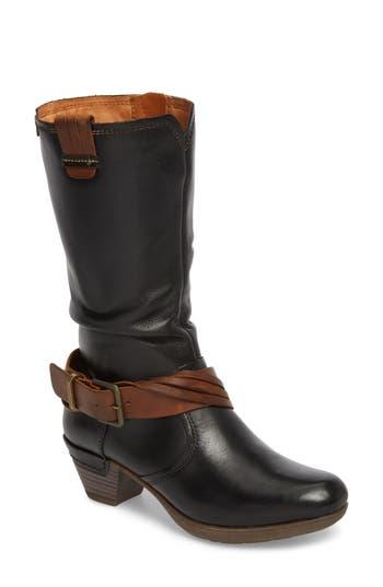 Pikolinos Rotterdam Boot, Black