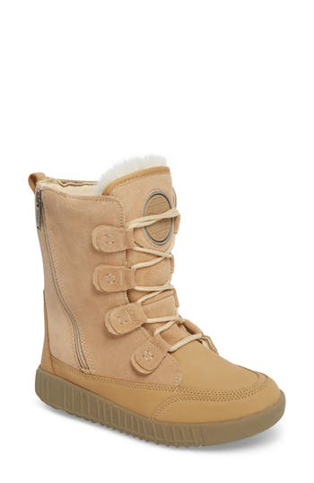 Pajar Pamina Insulated Waterproof Boot, Beige
