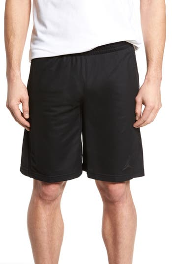 Nike Jordan Flight Basketball Shorts, Black