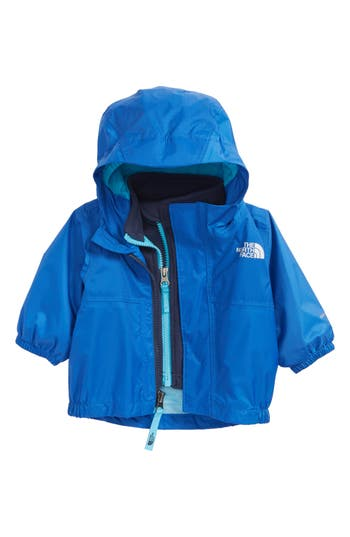 Infant Boys The North Face Stormy Rain Triclimate Waterproof  Windproof 3In1 Jacket