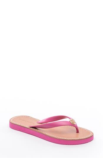 Bernardo Ella Flip Flop, Pink