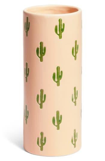 accent decor accent decor so cal ceramic vase size one size green