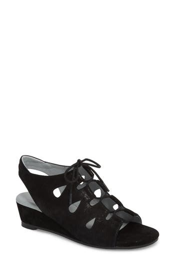 David Tate Rich Wedge Sandal
