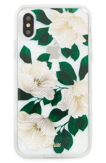 Sonix Tropical Deco Iphone X Case - White