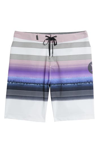 Hurley Phantom Gaviota Board Shorts, Grey