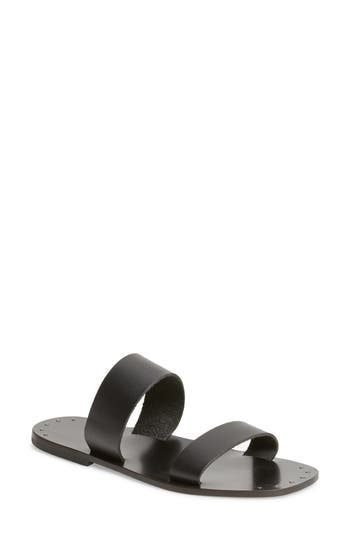 Joie Bannerly Strappy Sandal, Black