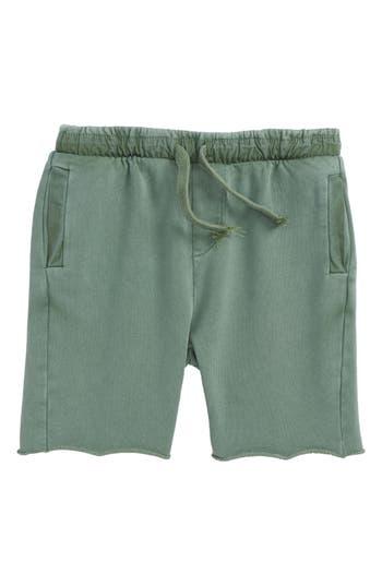 Boys Stella Mccartney Kids Cullen Organic Cotton Shorts