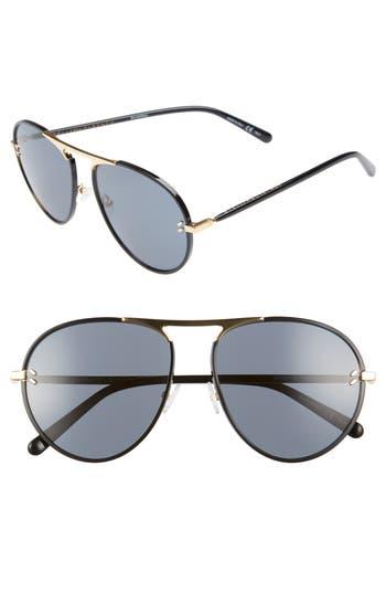 Sunglasses Stella McCartney SC 0133 S 001 BLACK//GREY
