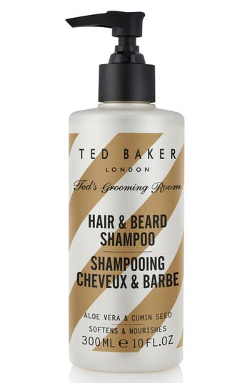Ted Baker London Ted's Grooming Room Hair & Beard Shampoo