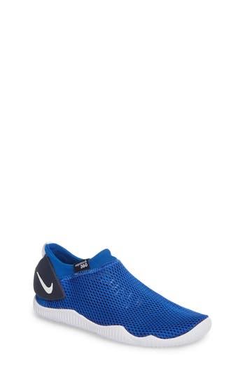 Toddler Nike Aquasock 360 Water Friendly SlipOn Size 1 M  Blue