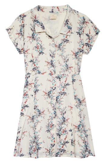 Girl's O'Neill Annalyn Floral Dress
