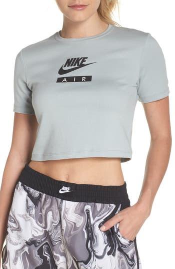 Nike Sportswear Baby Air Crop Tee, Beige