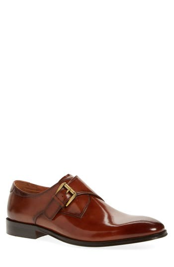 Florsheim Belfast Single Strap Monk Shoe