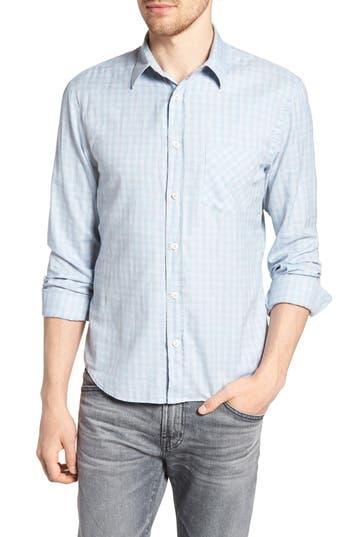 Men's Billy Reid Kirby Slim Fit Check Sport Shirt