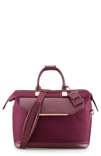 Ted Baker London Small Clipper Duffel Bag