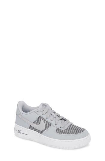 Boys Nike Air Force 1 Lv8 Sneaker Size 4 M  Grey