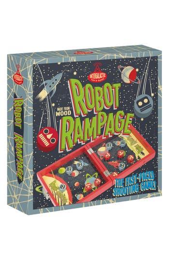 Professor Puzzle 11Piece Pinball Robot Rampage Game