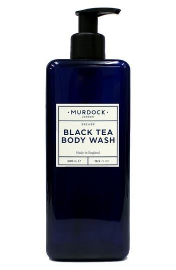 MURDOCK LONDON JUMBO BLACK TEA BODY WASH